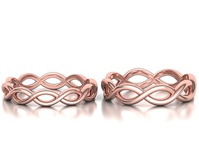 Braided Band Rings Infinity Rings 3dmodels with Discount