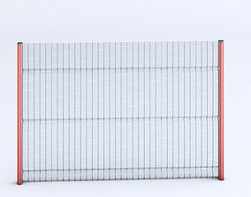 3D Clearvu Metal Wire Fencing System