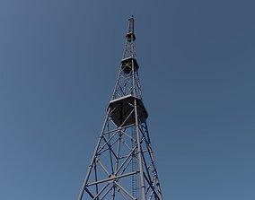 3D TV tower