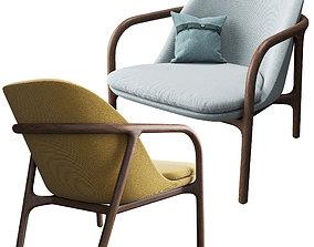 Neva Easy Chair By Artisan 3D
