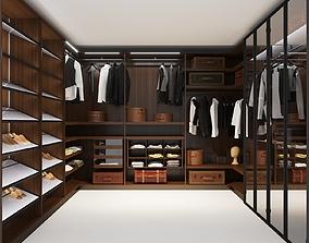 3D wooden Porro Closet