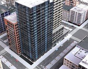 3D model City Block 07