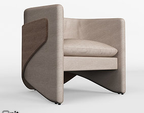 3D Thea Chair by West Elm