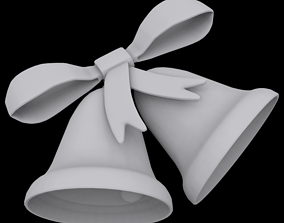 Decorative bells 3D print model