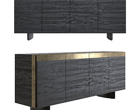 Linear Sideboard by Riva 1920 3D