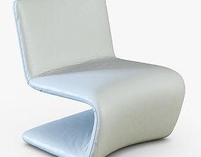 3D Venere lounge chair