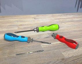 Screwdriver 3D tool