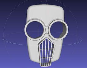3D printable model Incredibles 2 Screenslaver Mask And
