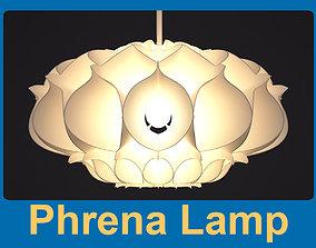 design 3D model Phrena Lamp