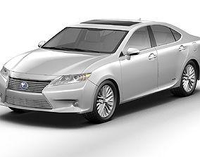 Lexus ES300h 2013 3D model