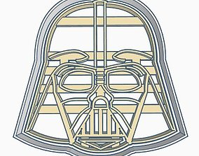 Star Wars Cookie Cutter Set 3D printable model