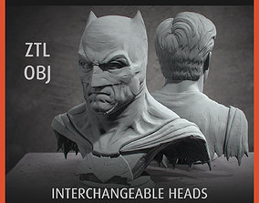 collectible Batman Statue - 3D Printable