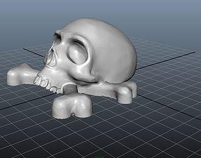 Crossbone 3D print model