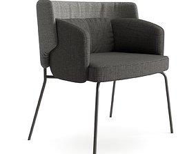 Ikea Bingsta Chair 3D