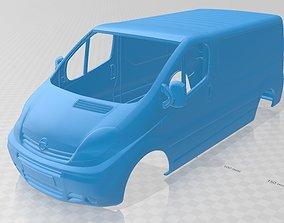 Opel Monavo Printable Body Van body