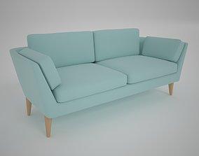 sofa 3D model Sofa Mynta