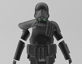 3D print model Star Wars Rogue One Death Trooper Full