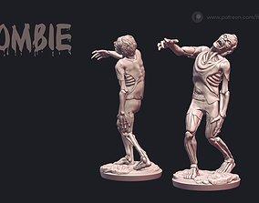 Zombie 3D Printing Miniature