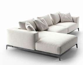 3D model Ettore Sofa