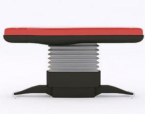 3D model massage table 2