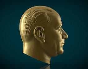 statue Gazi Mustafa Kemal Ataturk 3d stl model