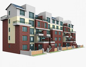 3D Apartment M2 019