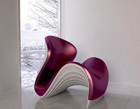 chair 132 AM147 3D