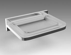 3D model Wall Soap Dish Colombo Look 01
