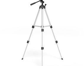 photography Tripod 3D Model