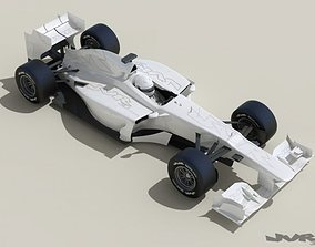 Generic F1 2013 Race Car 3D