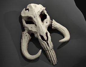 Mythosaur Skull - Inspired by The 3D print model