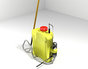 Compression Sprayer - Type 2 3D
