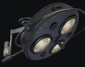 Operating Lamp 3D model