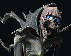 3D model Spider 7