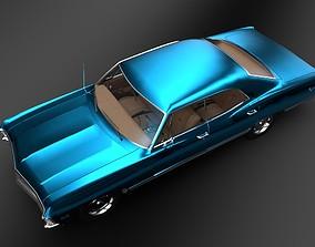 3D The Chevrolet Impala