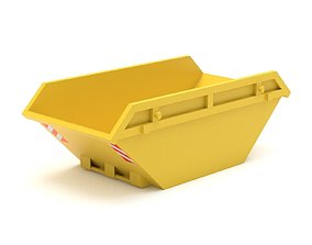 Skip Container 3D model
