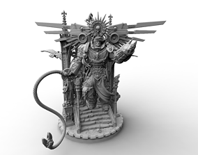 Heresylab - Lord of Deliverance 3D print model
