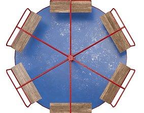 Roundabout 3D model