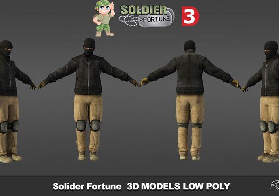 MGS4 Solider Romanian International
