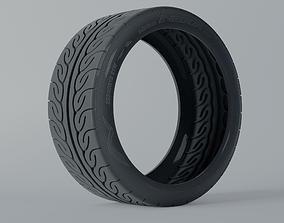 Advan Neova Ad08R Extreme Performance Tyre 3D