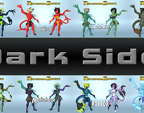 Acheron Series Dark Side 3D
