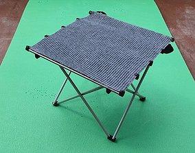 3D printable model Compact folding table