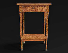 3D model Empire Occasional Table with Early 18th