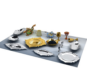 3D Fable Tableware
