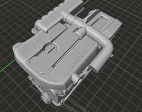 Nissan RB25 NEO 3D asset