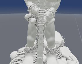 3D print model Ogre figurine figure