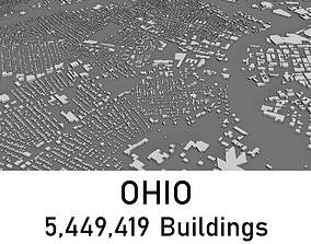 Ohio - 5449419 3D Buildings game-ready