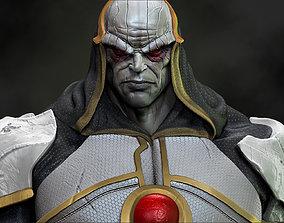 3D printable model Darkseid - JLO with Original Helmet