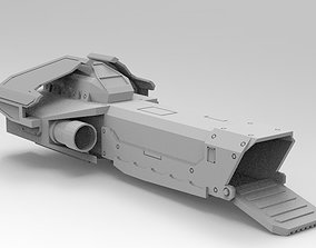 WoWBuildings Drop Ship MK1 3D printable model