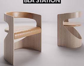3D model Bla Station Lucky